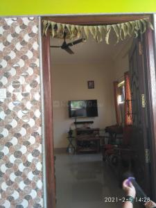 Gallery Cover Image of 450 Sq.ft 1 BHK Independent House for rent in Electronic City for 6500