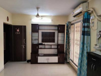 Gallery Cover Image of 800 Sq.ft 2 BHK Apartment for rent in Thane West for 16500
