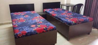 Bedroom Image of Saanvi PG in Sector 21