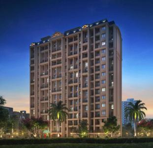 Gallery Cover Image of 800 Sq.ft 2 BHK Apartment for buy in KGI Kohinoor Aashiyana, Kalyan East for 4200000