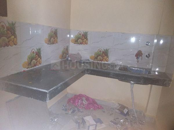Kitchen Image of 500 Sq.ft 1 BHK Independent House for buy in Chipiyana Buzurg for 2500000