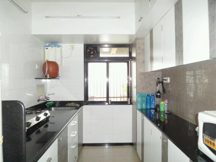 Kitchen Image of 1700 Sq.ft 3 BHK Apartment for rent in Vikhroli East for 75000