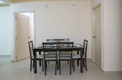 Dining Room Image of 3 Bhk In Ark Serene County in Krishnarajapura