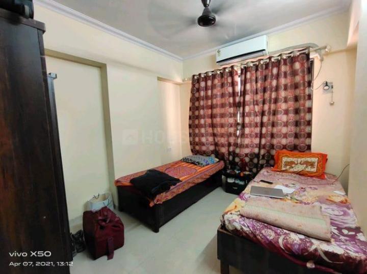 गोरेगांव ईस्ट में गोरेगांव ईस्ट पीजी के बेडरूम की तस्वीर
