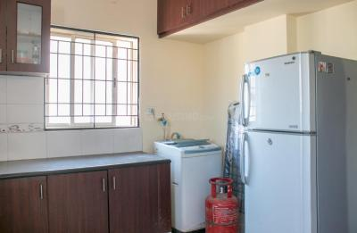 Kitchen Image of Sai Samrath House 101 in Banaswadi