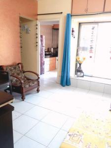 Gallery Cover Image of 495 Sq.ft 1 BHK Apartment for rent in Kasarvadavali, Thane West for 11500