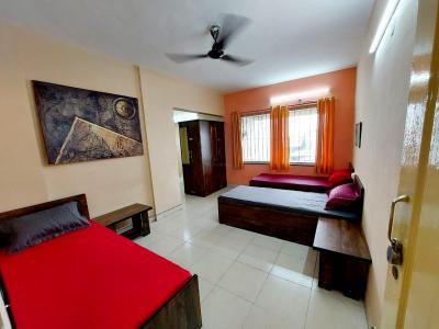 Bedroom Image of Chandhere Complex PG in Viman Nagar