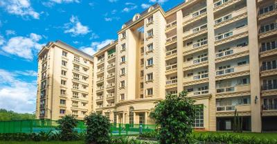 Gallery Cover Image of 1373 Sq.ft 3 BHK Apartment for buy in S.I.S Queenstown, Iyyapa Nagar for 5697950