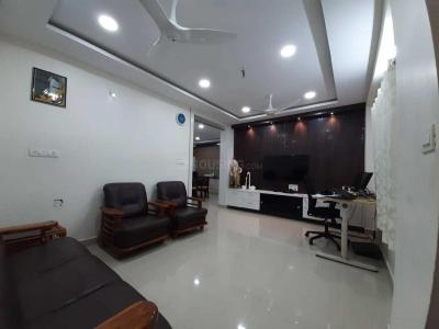 Gallery Cover Image of 1550 Sq.ft 3 BHK Apartment for buy in Nizampet for 9500000