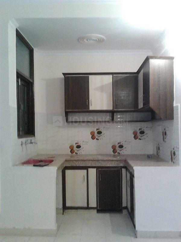 Kitchen Image of 529 Sq.ft 1 BHK Apartment for buy in Govindpuram for 923777