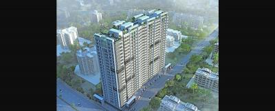 Gallery Cover Image of 650 Sq.ft 1 BHK Apartment for buy in Sethia Kalpavruksh Heights, Kandivali West for 9300000