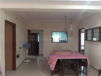 Gallery Cover Image of 950 Sq.ft 3 BHK Apartment for rent in Romell Sarla Garden, Santacruz East for 80000