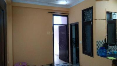 Gallery Cover Image of 650 Sq.ft 1 BHK Independent Floor for rent in Niti Khand for 10000