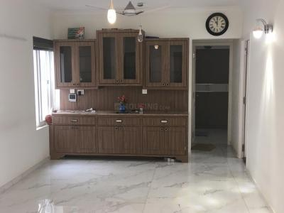 Gallery Cover Image of 1600 Sq.ft 3 BHK Apartment for buy in Krishvi Wisteria, Brookefield for 10500000