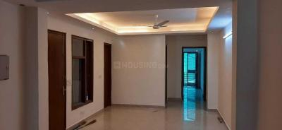 Gallery Cover Image of 1350 Sq.ft 3 BHK Independent Floor for rent in Chhattarpur for 22000