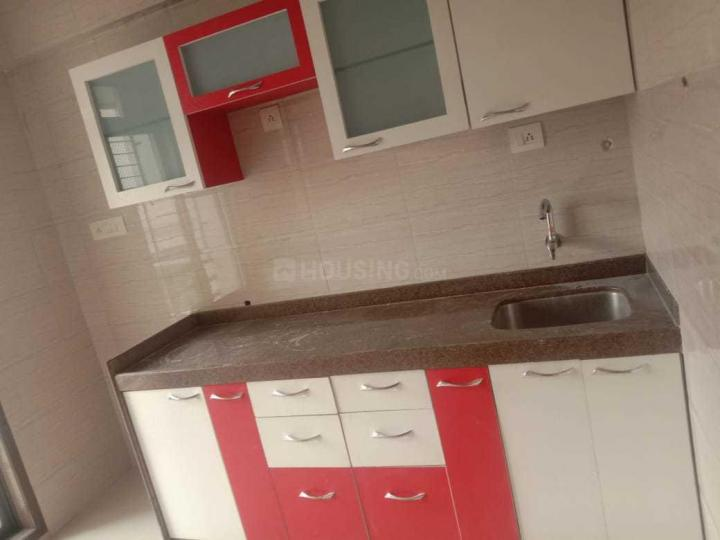 Kitchen Image of 1150 Sq.ft 2 BHK Apartment for rent in Kharghar for 25000