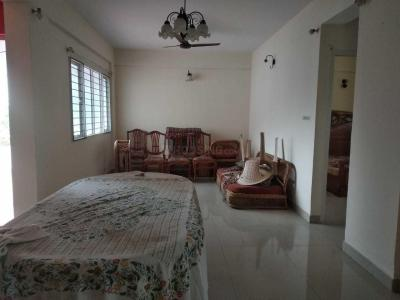 Gallery Cover Image of 1200 Sq.ft 3 BHK Apartment for rent in Trinity Acres and Woods, HSR Layout for 42000