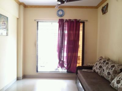 Gallery Cover Image of 650 Sq.ft 1 BHK Apartment for rent in shree dutta prabha, Vashi for 18000