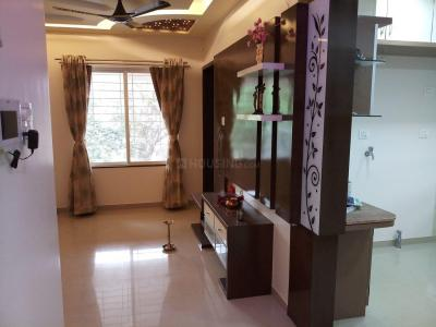 Gallery Cover Image of 652 Sq.ft 1 BHK Apartment for rent in Wadgaon Sheri for 15000