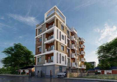 Gallery Cover Image of 663 Sq.ft 2 BHK Apartment for buy in New Town for 3100000
