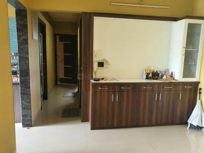 Living Room Image of 1500 Sq.ft 3 BHK Apartment for buy in Tharwani Rosewood, Kharghar for 16500000