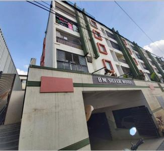 Gallery Cover Image of 1120 Sq.ft 2 BHK Apartment for rent in BM Silver Woods, Somasundarapalya for 23000