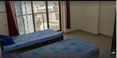 Bedroom Image of PG 4313925 Kandivali West in Kandivali West