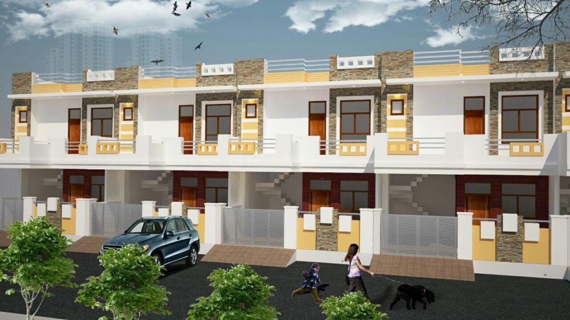 Building Image of 1400 Sq.ft 2 BHK Independent House for buy in Semra for 3150000
