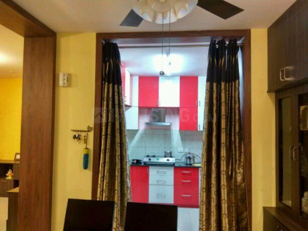 Kitchen Image of 1248 Sq.ft 2 BHK Apartment for rent in Gopalan Sanskriti, Mailasandra for 18000