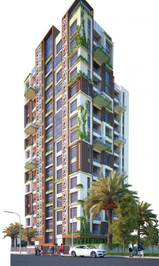Building Image of 1987 Sq.ft 4 BHK Apartment for buy in Keventer The North, Kashipur for 11100000