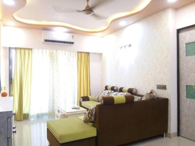 Gallery Cover Image of 933 Sq.ft 2 BHK Apartment for buy in Thane West for 13300000