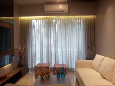 Gallery Cover Image of 1000 Sq.ft 2 BHK Apartment for rent in Rohini Apartment, Goregaon West for 35000
