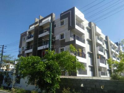 Gallery Cover Image of 1110 Sq.ft 2 BHK Apartment for buy in Anjanapura Township for 4698000