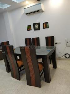 Gallery Cover Image of 450 Sq.ft 1 BHK Apartment for rent in Saket Harmony, Said-Ul-Ajaib for 14000