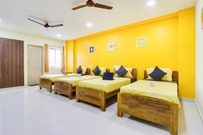 Bedroom Image of Oyo Life Chn1184 Nr Elcot It Park in Perumbakkam