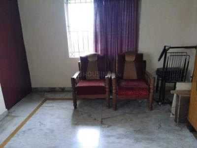 Gallery Cover Image of 700 Sq.ft 1 BHK Independent Floor for rent in Sanjeeva Reddy Nagar for 10000