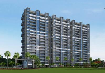 Gallery Cover Image of 1043 Sq.ft 2 BHK Apartment for buy in Gagan Klara, Baner for 7500000