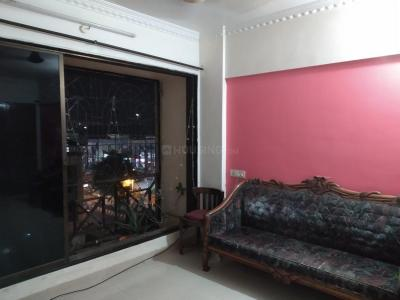 Gallery Cover Image of 1250 Sq.ft 1 BHK Apartment for rent in Nerul for 32000