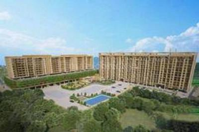 Gallery Cover Image of 881 Sq.ft 2 BHK Apartment for buy in Goel Ganga Ganga Amber II, Tathawade for 5000000