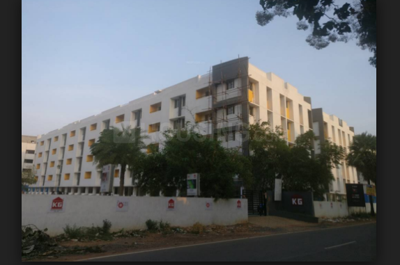 Building Image of 1150 Sq.ft 3 BHK Apartment for buy in Chembarambakkam for 3795000