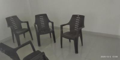 Gallery Cover Image of 600 Sq.ft 1 BHK Independent Floor for rent in Krishna Nagar for 8500