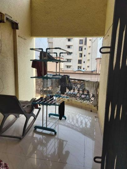 Living Room Image of 1250 Sq.ft 2 BHK Apartment for rent in Ghansoli for 23000