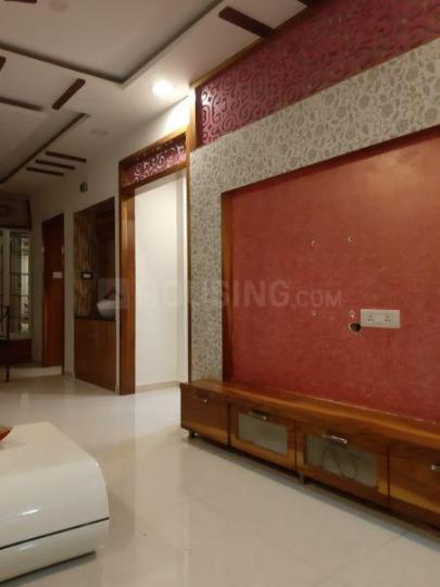 Living Room Image of 1500 Sq.ft 3 BHK Apartment for rent in Kachiguda for 38000