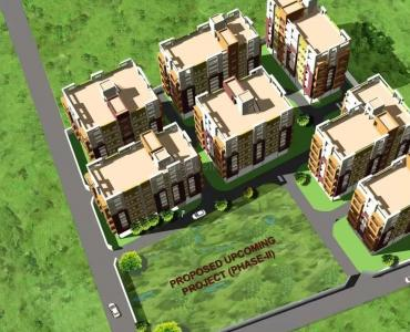 Gallery Cover Image of 1153 Sq.ft 3 BHK Apartment for buy in Rajarhat for 3230000