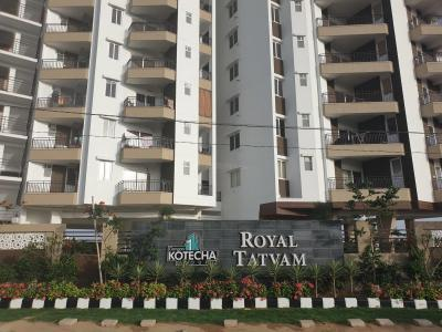 Gallery Cover Image of 1231 Sq.ft 2 BHK Apartment for buy in Ashok Nagar for 3500000