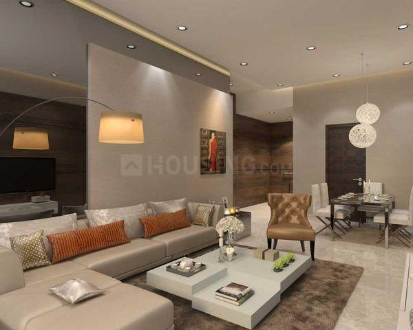 Hall Image of 1130 Sq.ft 3 BHK Apartment for buy in Jewel Crest, Mahim for 49999999