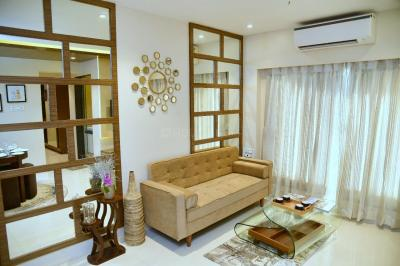 Gallery Cover Image of 720 Sq.ft 1 BHK Apartment for rent in Raj Exotica, Mira Road East for 17000