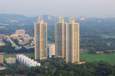 Gallery Cover Image of 1240 Sq.ft 3 BHK Apartment for rent in Goregaon East for 63000