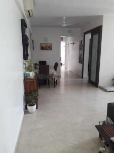 Living Room Image of 1760 Sq.ft 3 BHK Apartment for rent in Kalpataru Sparkle, Bandra East for 190000