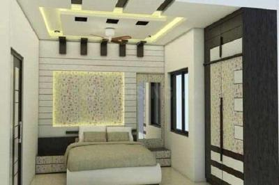 Bedroom Image of 1170 Sq.ft 2 BHK Apartment for buy in Sector 11 for 6000000